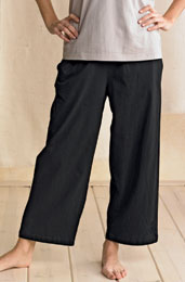 Kesari Pants - Black