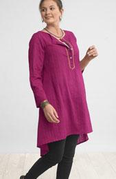 Ankita Tunic - Magenta