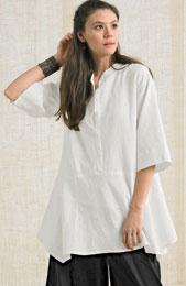 Nadima Tunic - Soft White