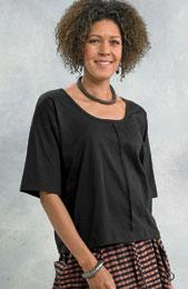 Anya Tee - Black