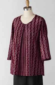 Ramya Top - Plum