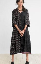 Zarine Dress - Black